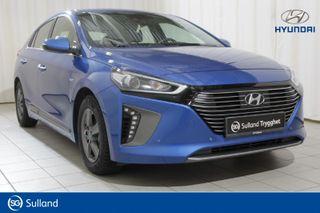 Hyundai Ioniq Teknikk Skinn, Radio DAB+, kamera, sensorer foran/bak  2018, 31500 km, kr 239000,-