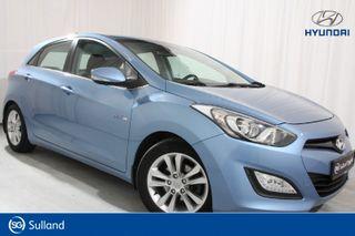Hyundai i30 1,6 CRDi 110hk Comfort  2012, 89970 km, kr 95000,-