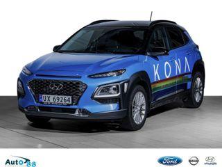 Hyundai Kona 1.0 120 HK Kona Skinn  2018, 9000 km, kr 262000,-