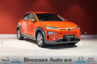Hyundai Kona Trend 64 kWh DAB+/R.kamera/Navi/BT/ACC  2019, 12000 km, kr 374900,-