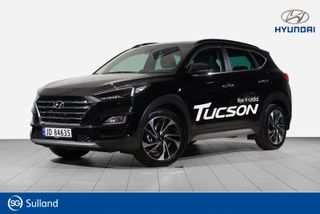 Hyundai Tucson 1,6 CRDi Teknikkpakke 4WD  aut | Panorama | Facelift  2019, 13000 km, kr 458000,-