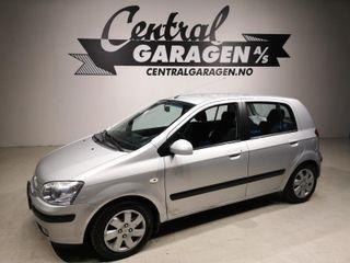 Hyundai Getz 1.3  AUTOMAT/ BENSIN/ LAV KM/ EU-GODKJENT 31.08.2020++  2004, 64288 km, kr 24900,-