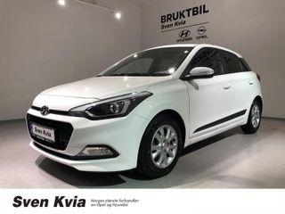 Hyundai i20 1.0 ACTIV 101 HK. DAB+, NAVI, R KAMERA, NY SERVICE  2018, 46700 km, kr 159000,-
