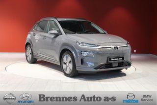 Hyundai Kona Style 64 kWh LED/R.kam/DAB+/Varmesete+++  2019, 14080 km, kr 379900,-