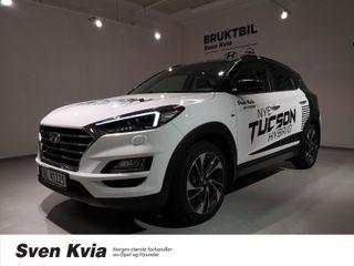 Hyundai Tucson 48V Hybrid/Panorama/4x4 Automat/Krok/Ryggekamera ++  2020, 8247 km, kr 515000,-