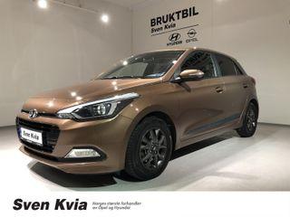 Hyundai i20 1.0 Jubileum 101 HK. DAB+, NAVIGASJON, R KAMERA,  2018, 45050 km, kr 159000,-