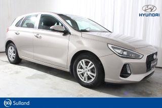 Hyundai i30 1,0 T-GDi Eco Plusspakke  2018, 30917 km, kr 189000,-