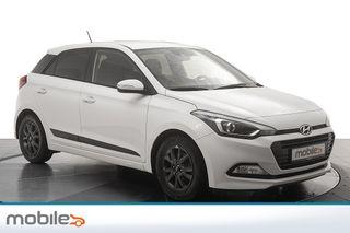 Hyundai i20 1,0 T-GDI Jubileum Navigasjon  2018, 38290 km, kr 159000,-