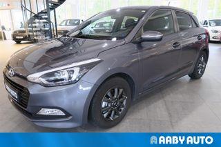 Hyundai i20 1.0 Turbo-GDi Jubileum Navi/R Kamera/Varme i ratt  2018, 52743 km, kr 127000,-