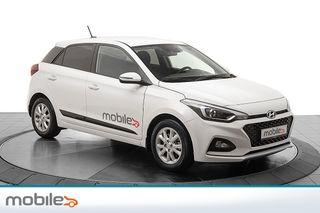 Hyundai i20 1,0 T-GDI Teknikkpakke aut Navigasjon, automat, cruise  2019, 4500 km, kr 229000,-