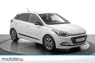 Hyundai i20 1,0 T-GDI GO! Lav kilometer, navigasjon, ryggekamera  2018, 16500 km, kr 169000,-