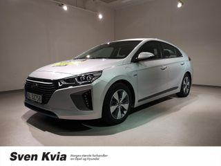 Hyundai Ioniq Teknikkpk/Skinn/PLUGIN /Ryggekam/Garanti++  2019, 4350 km, kr 289000,-
