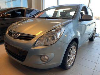 Hyundai i20 1,4CRDI  2011, 72000 km, kr 91696,-