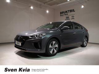 Hyundai Ioniq EV/Teknikkpk/Skinn/DAB Norsk/Vinterhjul/Ryggekamera ++  2019, 4211 km, kr 289000,-