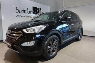 Hyundai Santa Fe 2.2 CRDI Premium / 7-seter / Skinn / Panorama / Xenon /  2013, 145300 km, kr 279000,-