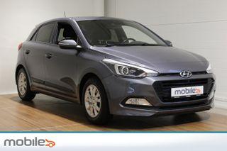 Hyundai i20 1,0 T-GDI Innbytte, garanti  2016, 47775 km, kr 118000,-