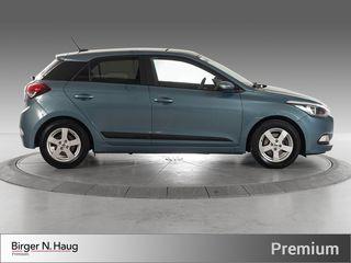 Hyundai i20 1,0 T-GDI Jubileum NYBILGARANTI | NAVI | RYGGEKAMERA  2018, 46653 km, kr 149900,-