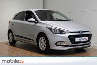 Hyundai i20 1,0 T-GDI 99 hk bensin  2016, 49420 km, kr 119000,-