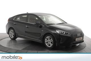 Hyundai Ioniq Teknikk Navigasjon, adaptiv cruise, pen bil  2017, 49460 km, kr 229000,-