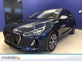 Hyundai i30 1,4 T-GDi Teknikkpakke aut DAB+  2018, 39000 km, kr 229000,-