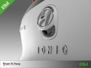 Hyundai Ioniq Premium+ ADAPTIV CRUISEKONTROLL/SKINN/DAB+/LED/KEYLESS/  2019, 50 km, kr 264900,-