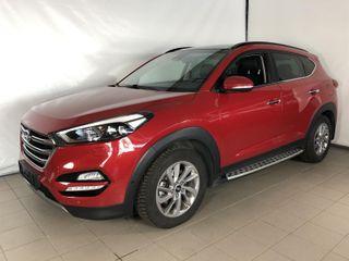 Hyundai Tucson 1.7  CRDi Panorama  2017, 61100 km, kr 305253,-