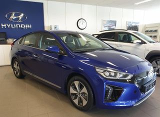 Hyundai Ioniq TEKNIKK MED SKINN NORSK BIL ! SE KM !  2019, 5000 km, kr 269900,-