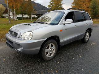 Hyundai Santa Fe  2003, 291661 km, kr 17618,-