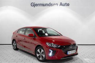 Hyundai Ioniq EV, Skinn, Cruise, Navi, Dab+, Rkamera++++  2019, 4000 km, kr 295000,-