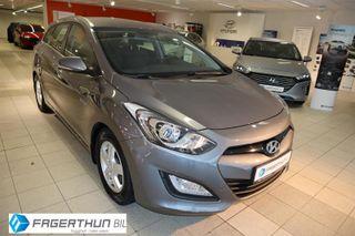 Hyundai i30 1.6  CRDI COMFORT  2013, 38000 km, kr 119000,-