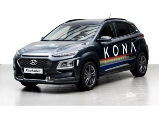 Hyundai Kona 120 HK TURBO TEKNIKKPAKKE  2018, 13000 km, kr 255000,-