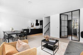 Totalrenovert, lekker 3-roms selveierleil. (2019) over 2 plan m/ garasje like ved - Meget attraktivt og rolig beliggende