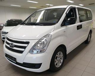 Hyundai H-1 2.5 CRDi 136HK 2 x SKYVEDØR H. FESTE KLIMA  2014, 80050 km, kr 139900,-