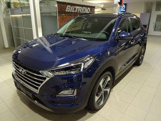 Hyundai Tucson 1,6 Crdi 136 Hk Aut 4X4 Panorama Skinn Navi Krok +++  2019, 14000 km, kr 449000,-