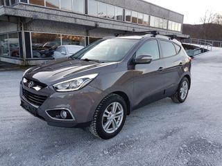 Hyundai ix35 2,0 CRDI 4x4  FL  2015, 71400 km, kr 249000,-