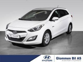 Hyundai i30 1.4 B Comfort, navigasjon m/telefon og DAB, 1 Eier/serv  2015, 79077 km, kr 126900,-