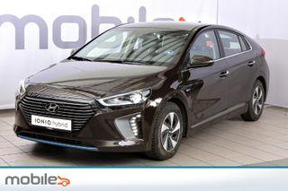 Hyundai Ioniq Teknikk skinn/kamera/GPS/DAB+/Tectyl/El.sete med minne  2017, 48273 km, kr 199900,-