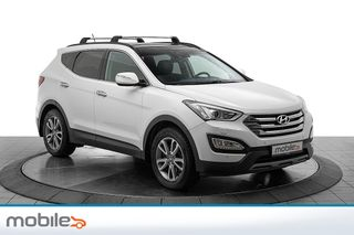 Hyundai Santa Fe 2,0 CRDi 150hk 4WD Premium 7-seter, hengerfeste  2014, 148900 km, kr 269000,-