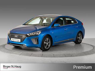 Hyundai Ioniq Teknikk  2017, 35359 km, kr 229900,-