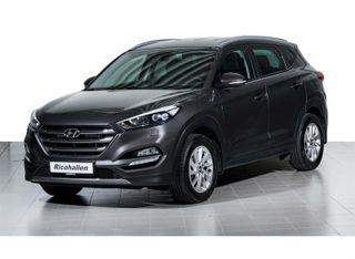 Hyundai Tucson 136 HK PLUSSPAKKE, TILHENGERFESTE  2016, 73800 km, kr 299000,-