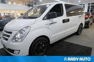 Hyundai H-1 2.5 Window/Navi/H Feste teknikkpakke/Bluetooth  2017, 17425 km, kr 249000,-