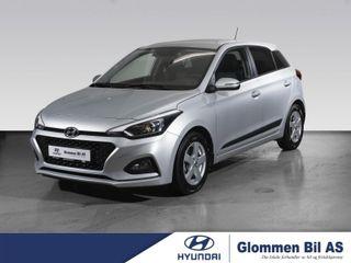 Hyundai i20 1.0 T Plusspakke/Automat/Navi/ryggekamera ++  2019, 4650 km, kr 218900,-