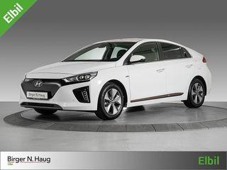 Hyundai Ioniq Teknikk 2 ÅRS SERVICEAVTALE INKL.  2019, 36 km, kr 259900,-