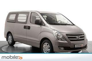 Hyundai H-1 2,5 CRDi 136hk Window Hengerfeste, navigasjon, ryggekam  2016, 58700 km, kr 189000,-