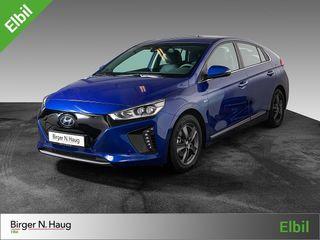 Hyundai Ioniq Teknikk Teknikk | Luftavkjølte seter | Skinn | LED  2019, 541 km, kr 274900,-