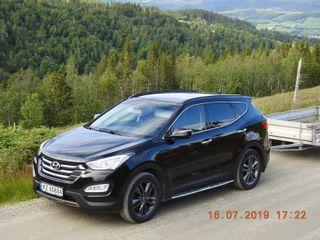 Hyundai Santa Fe 2.2  CRDI PREMIUM  2013, 133000 km, kr 279900,-
