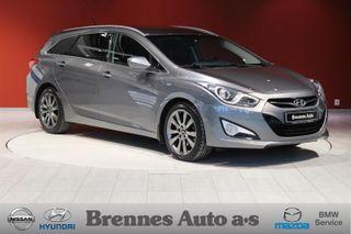 Hyundai i40 1.7  CRDI COMFORT/ Stor Familiebil/El seter/Ryggekamera  2014, 85000 km, kr 169000,-