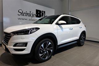 Hyundai Tucson 1.6  CRDI / Automat / Teknikkpakke / Hengerfeste 4x4/Pa  2019, 90 km, kr 488000,-