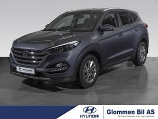 Hyundai Tucson 1.7 crdi Plusspakke, LAV KM, 1 Eier!  2016, 40200 km, kr 253900,-