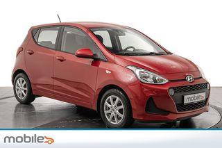 Hyundai i10 1,0 ECO  2017, 54100 km, kr 99000,-